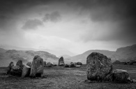 Clouds over Castlerigg