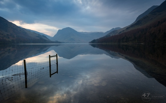 Buttermere Before Sunrise