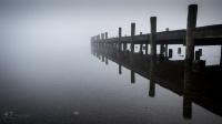 Jetty in Mist