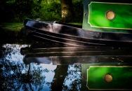 Sunlit Boat