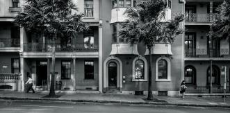 Sydney Street Scene