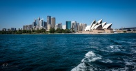 View from the Manly Ferry