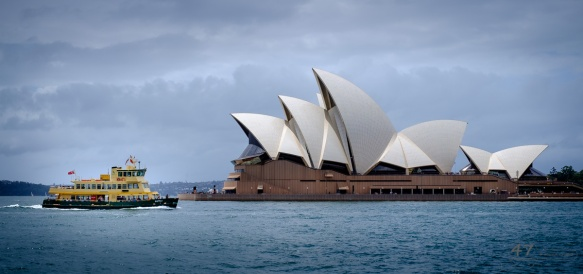 Ferry & Opera House