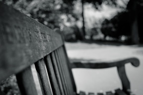 Bench for Saviours