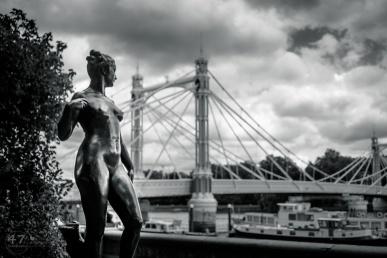 View to a Bridge