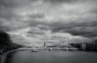 View to Albert Bridge